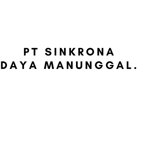 PT Sinkrona daya manunggal.